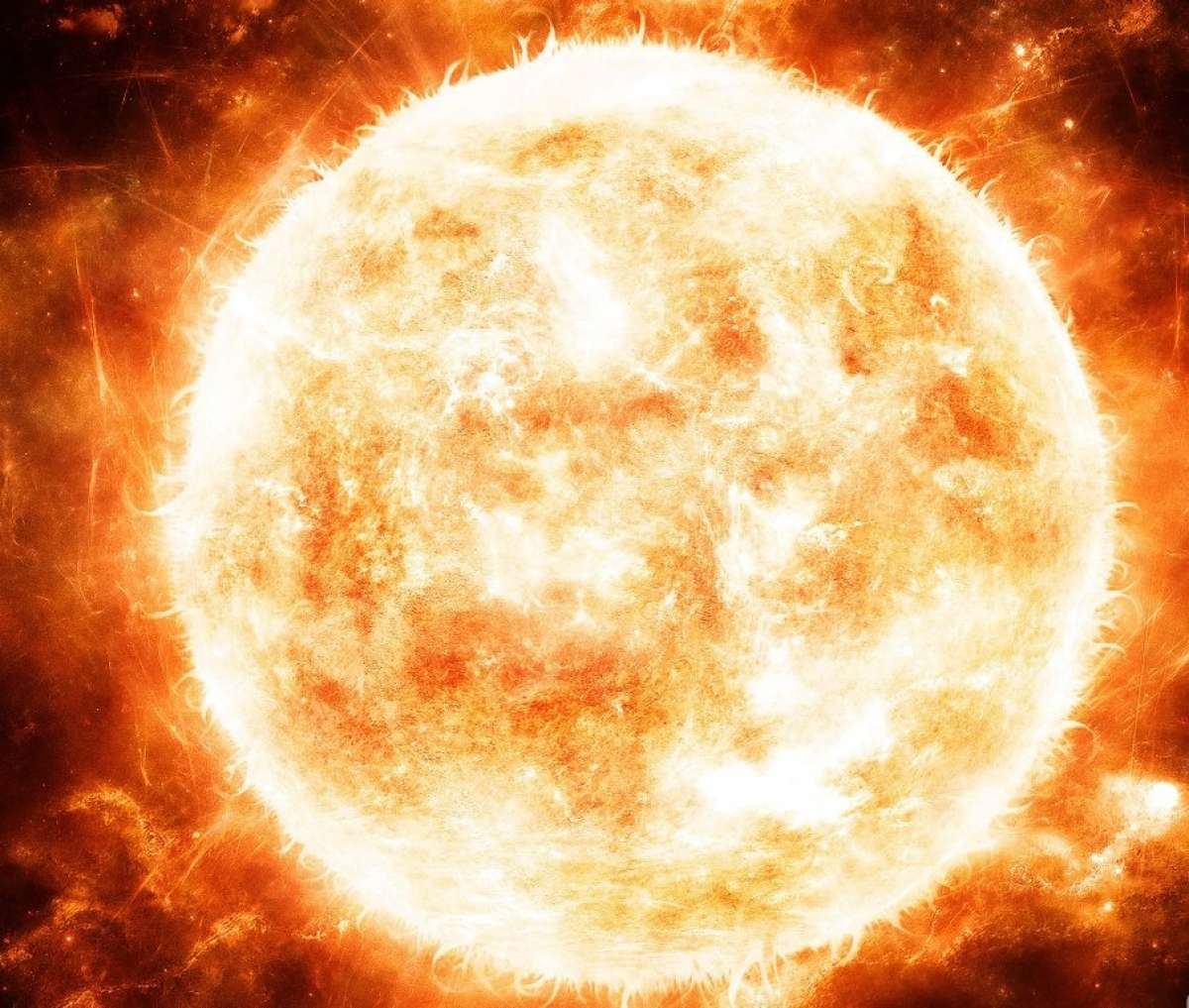Гигантский НЛО, снятый возле Солнца, ошеломил учёных