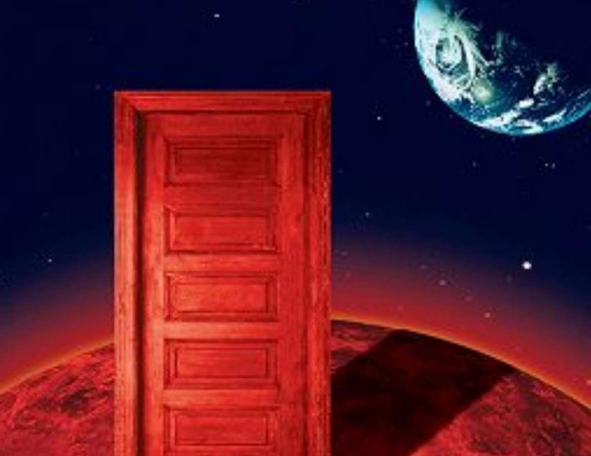 Уфолог показал «проём двери» на Марсе