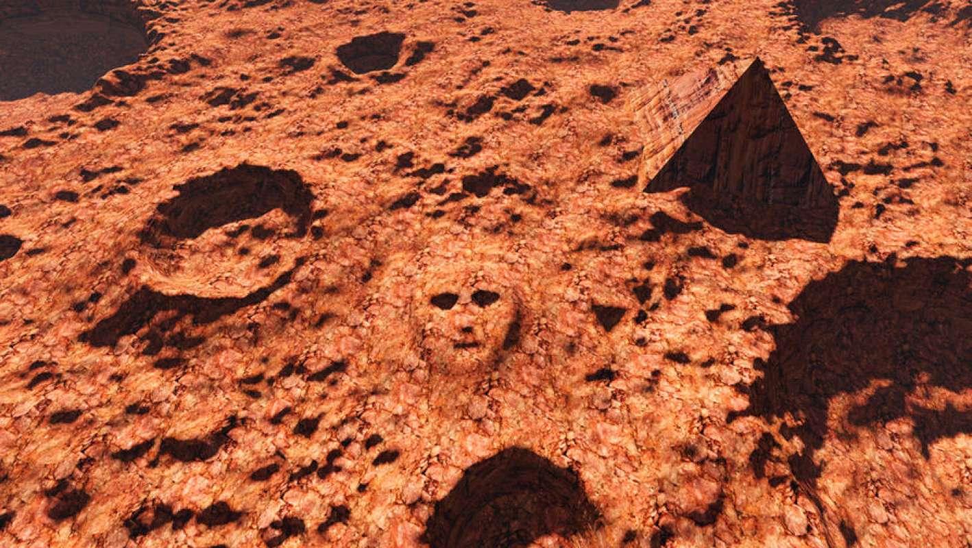 молва наделяла фото лица на марсе в высоком разрешении девушки оказался столичный