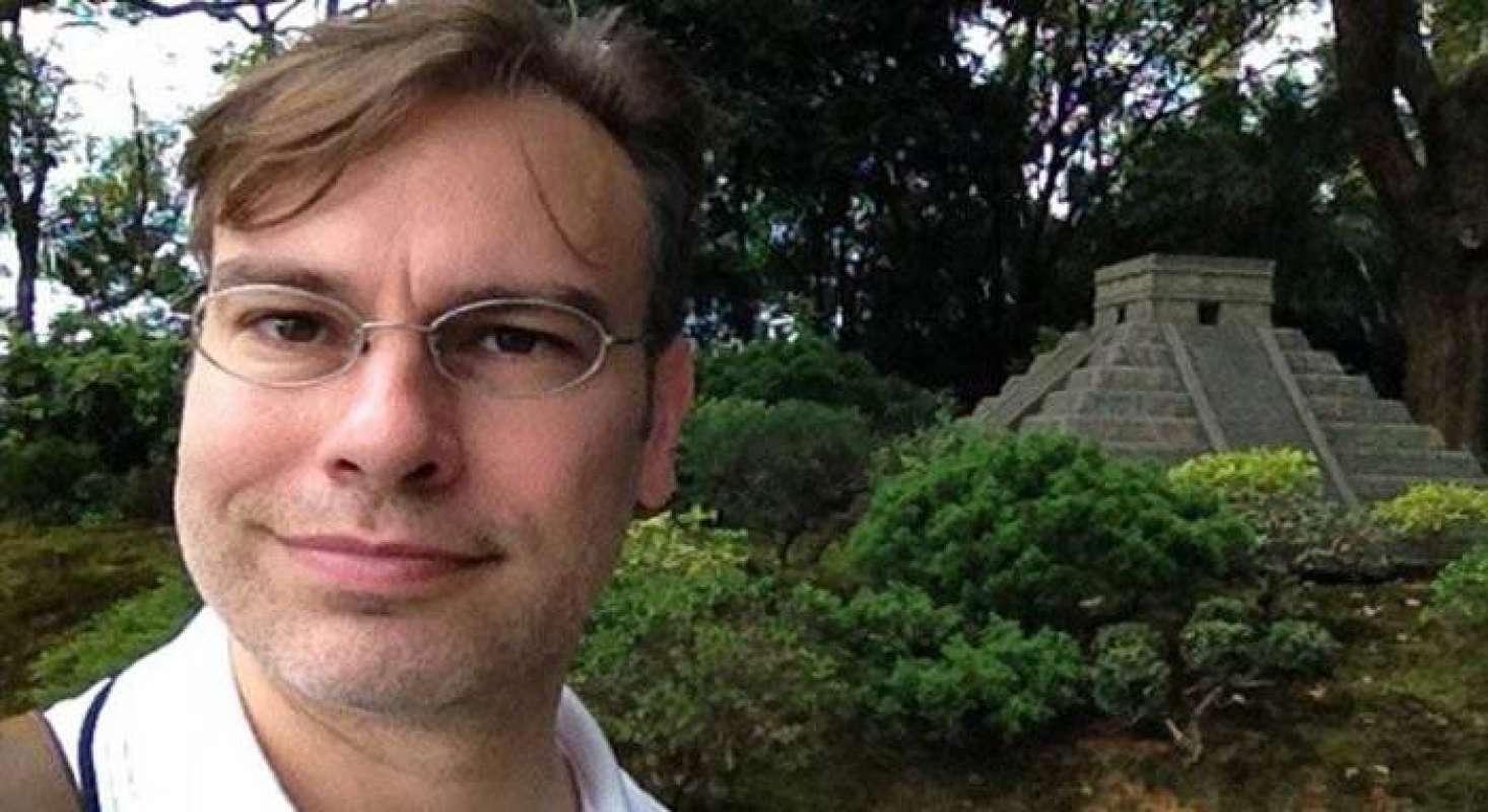 Скотт Уоринг нашёл в Китае объект, похожий на «Зону 51»