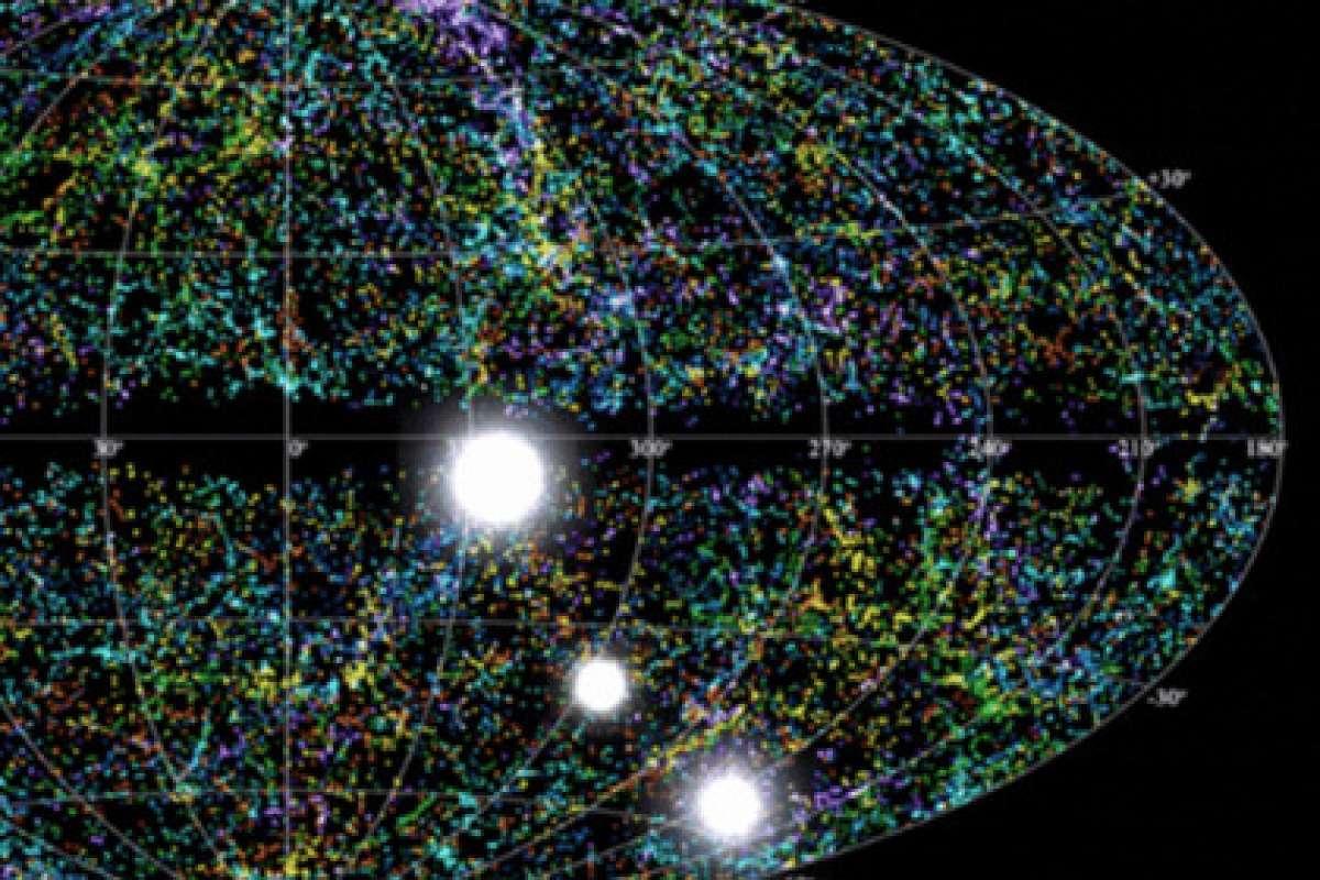 Астрономы зафиксировали сразу восемь быстрых радиосигналов из дальнего космоса, разгадать которые не могут