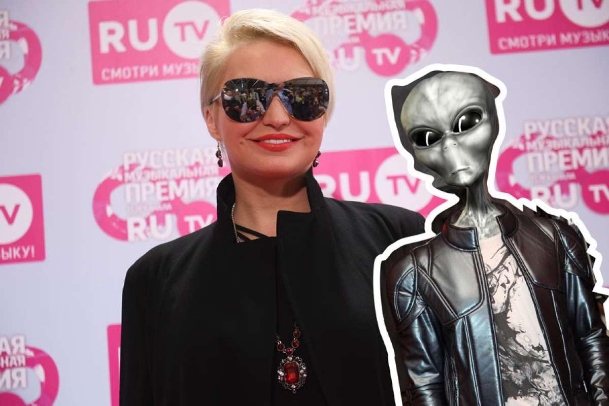 Катя Лель рассказала, как признание о контакте с пришельцами поменяло её жизнь
