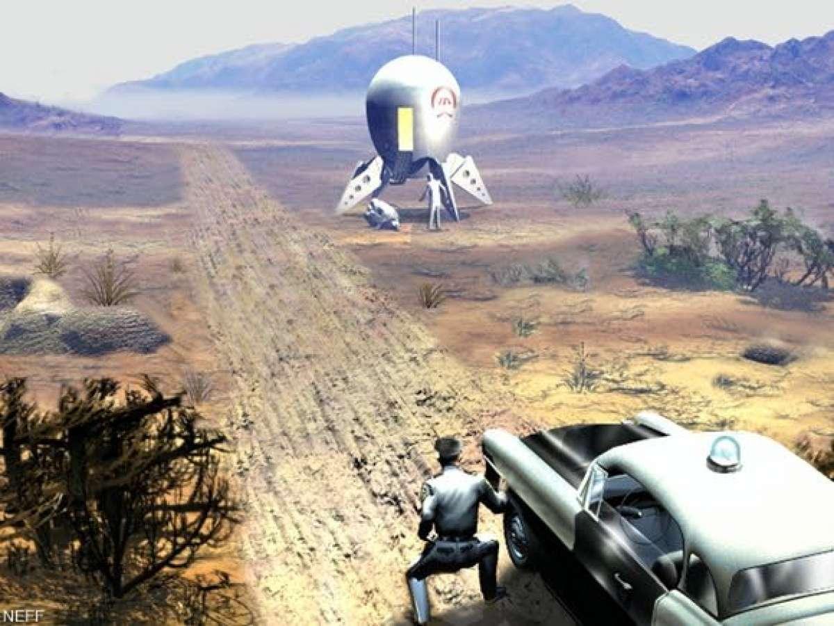 Офицер разведки США признался, что пришельцы существуют