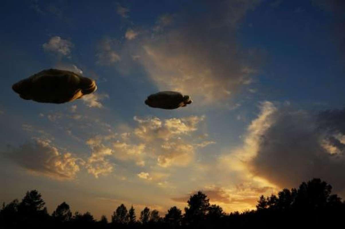 Появление двух НЛО в Приморье показали в новостях