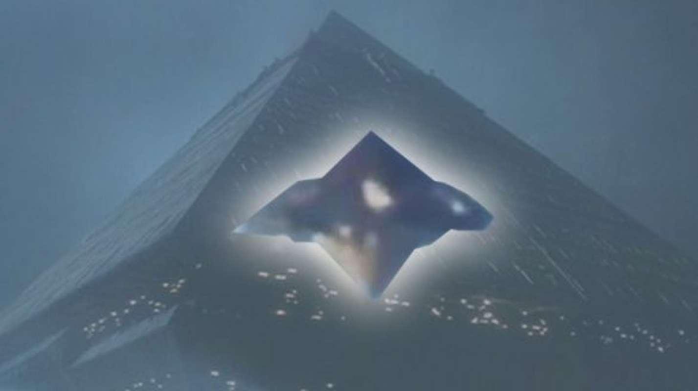 Поразительное видео НЛО над мексиканским вулканом обсуждается в интернете