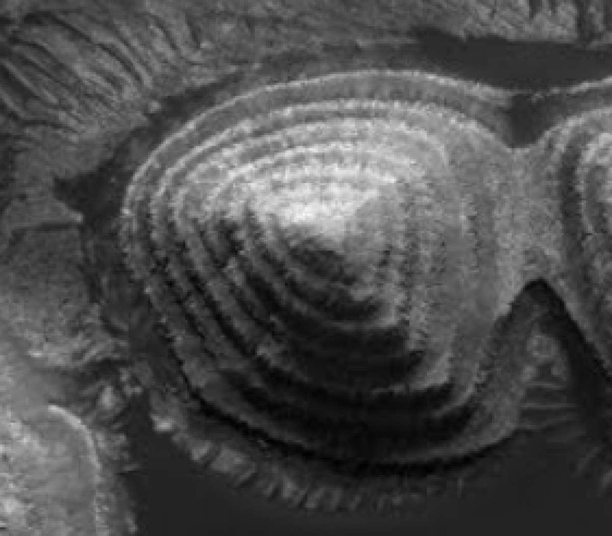 Немыслимые образования замечены на Марсе, видео