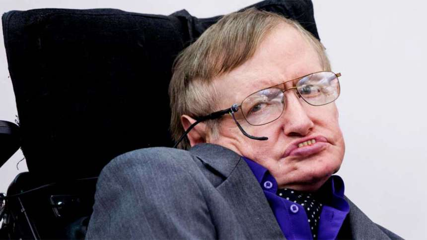 a biography of stephen hawking a scientist
