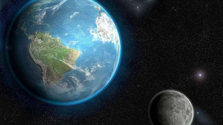 Специалисты: Луна сходит с орбиты, что грозит страшной катастрофой на Земле