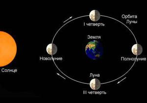 Реферат на тему фаза луны 2199