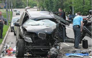Сон знакомый человек попал в аварию