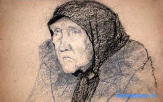 во сне видеть старуха