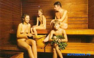 Как девушки купаются бане фото 473-537