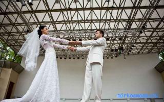 Толкование сна свадьба