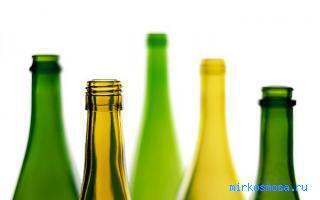 К чему снится спиртное в бутылках