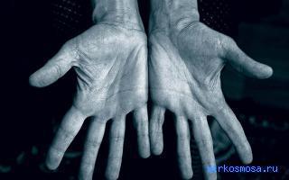 Видеть во сне свою руку старую