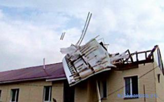 Сонник крыша дома прохудившаяся