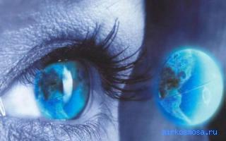 Глаза к чему снится сон