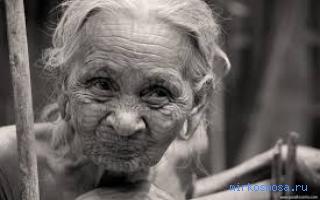 почему во сне снится старуха