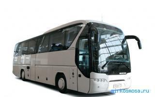 Автобус — Сонник Шереминской