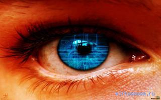 Глаза по соннику