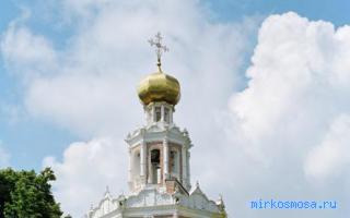Увидеть во сне церковь - Толкование снов