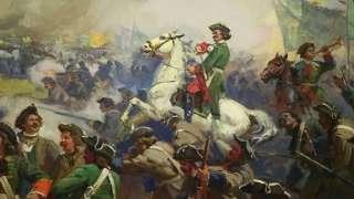 День победы русской армии в Полтавской битве (1709)