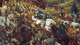 День победы русских полков в Куликовской битве (1380 год)