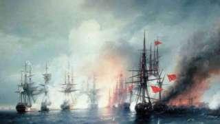 День победы русской эскадры у мыса Синоп (1853 год)