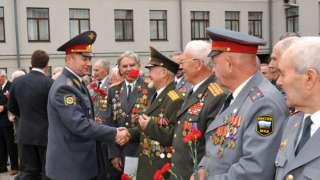 День ветеранов органов внутренних дел и внутренних войск МВД