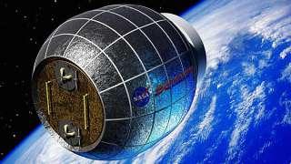 Надувной модуль на МКС
