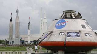 """НАСА испытает """"Орион"""" в полете"""