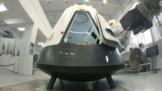 Космический пилотируемый корабль Русь-М