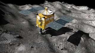 Япония отправила «Сокола» к астероиду  1999 JU3