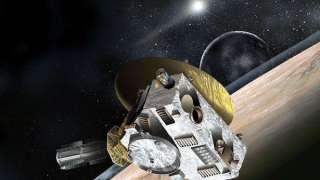Космический аппарат «Новые горизонты» проснулся