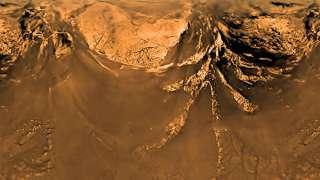 Ученые выяснили, откуда на Титане дюны