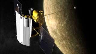 Следы метеоритных потоков найдены на Меркурии