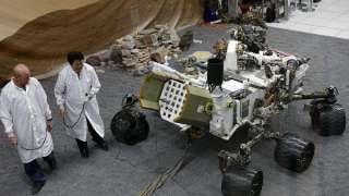 Миссия Curiosity продлится до 2020 года