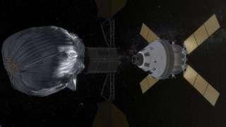 НАСА всерьез задумалось о высадке на астероид