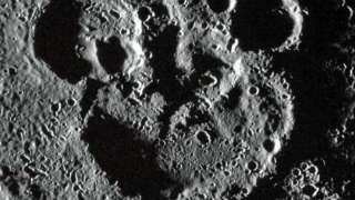 Ученые решили дать имена пяти кратерам на Меркурии