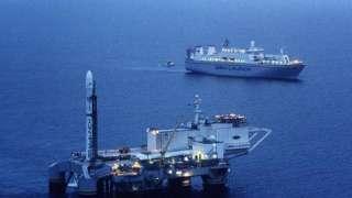 «Морской старт» может «приплыть» в Бразилию