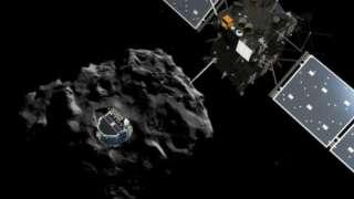 Комета Чурюмова-Герасименко удивила европейских ученых