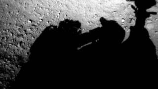 Шокирующий снимок с Марса
