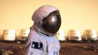 Первый марсианин будет родом из Британии