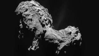 Сближение с кометой