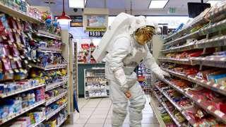 Обед космонавта смогут попробовать посетители ВДНХ
