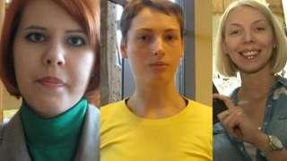 На Марс могут отправиться три россиянки