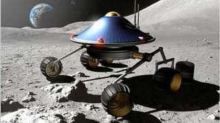 Невероятная гонка на Луне пройдет в следующем году