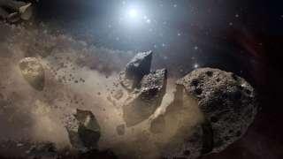 У Челябинского метеорита нашелся «родственник»