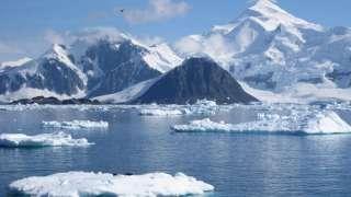 Глобальное потепление и растущая площадь льда Антарктики