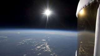 Космический туризм по Испански
